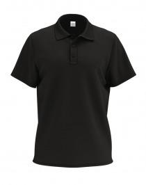 Футболка мужская Amulet Polo черная 8e4b303e477e4